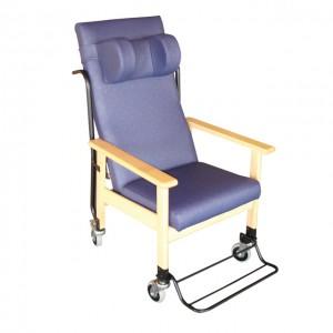 Sillón reclinable con ruedas 428