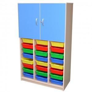 Armario de gavetas y puertas AGP2